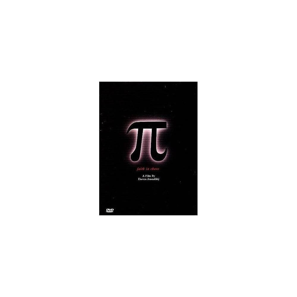 Pi (Dvd), Movies