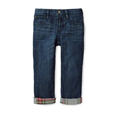Hope & Henry Boys' Lined Denim Jeans, Kids