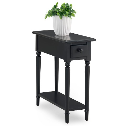 End Table Black - Leick Home - image 1 of 1