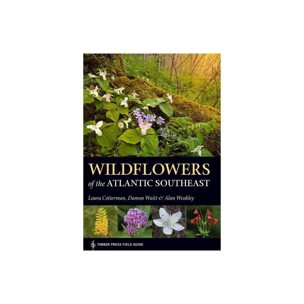 Wildflowers Of The Atlantic Southeast Timber Press Field Guide By Laura Cotterman Damon Waitt Alan Weakley Paperback