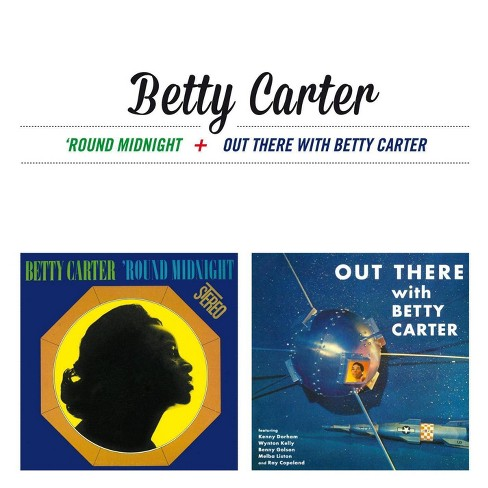 Carter betty - Around midnight/out there with betty (CD) - image 1 of 1