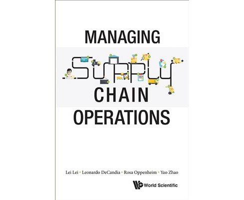 Management of Supply Chain Operations -  (Hardcover) - image 1 of 1