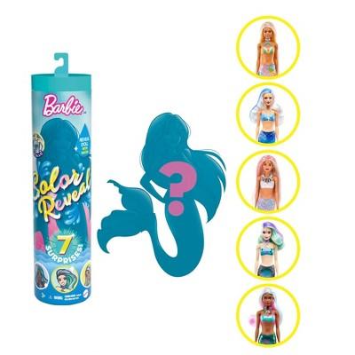Barbie Color Reveal Mermaid Doll