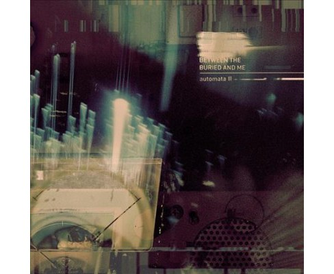 Between The Buried A - Automata Ii (CD) - image 1 of 1
