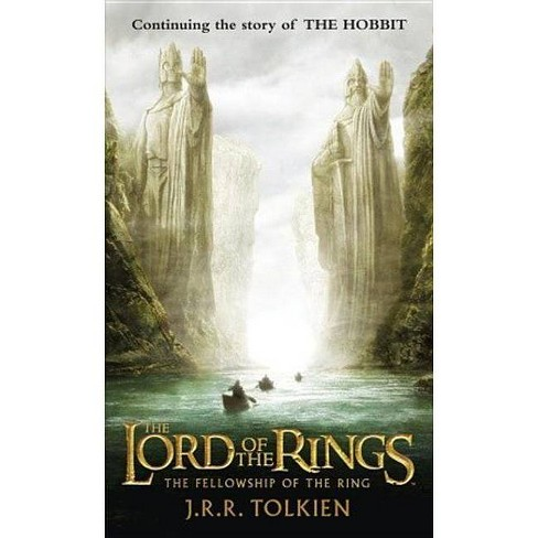 The Fellowship of the Ring - (Lord of the Rings) by  J R R Tolkien (Hardcover) - image 1 of 1