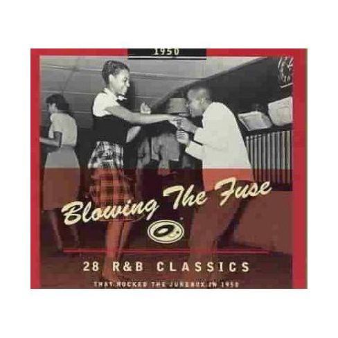Various - 28 R&B Classics That Rocked Jukebox 1950 (CD) - image 1 of 1
