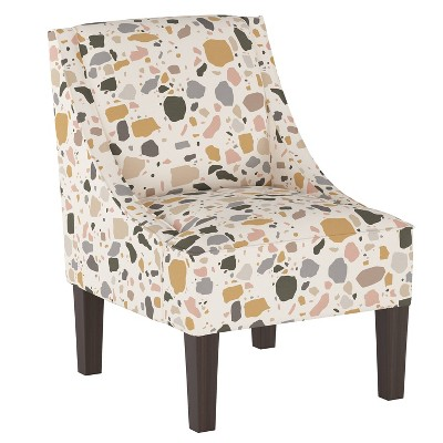 Hudson Accent Chair Terrazzo Mustard - Threshold™