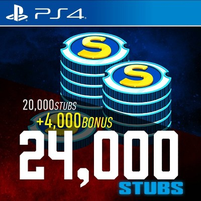 MLB The Show 20: 24,000 Stubs - PlayStation 4 (Digital)
