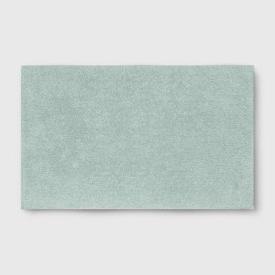 Soft Solid Bath Mat Mint Green - Opalhouse™