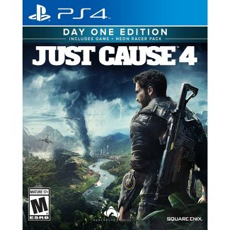 Just Cause 4: Day One Edition - PlayStation 4