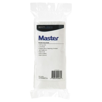 Master Drop Cloth 10' x 20'