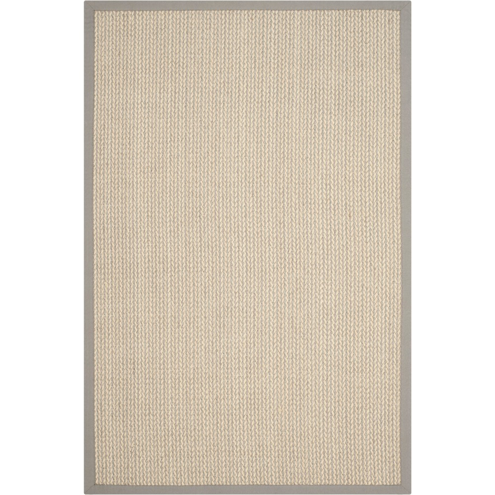3X5 Solid Loomed Accent Rug Gray - Safavieh Promos