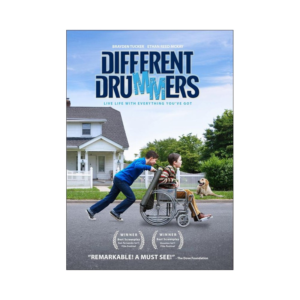 Different Drummers Dvd Video