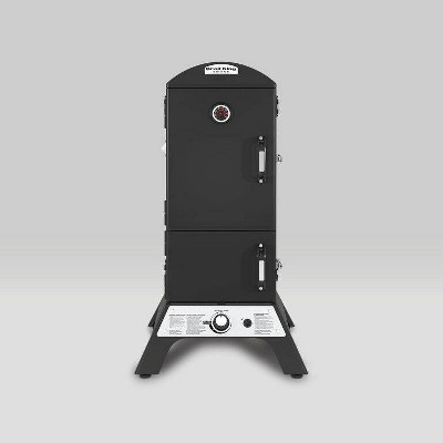 Broil King Smoke Vertical Liquid Propane Cabinet Smoker 923614