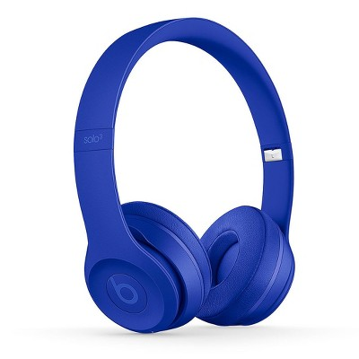 Beats Solo3 Wireless Headphones - Neighborhood Collection - Break Blue