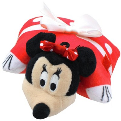 CJ Products Disney Red Minnie Mouse 5 Inch Mini Pillow Pet Plush
