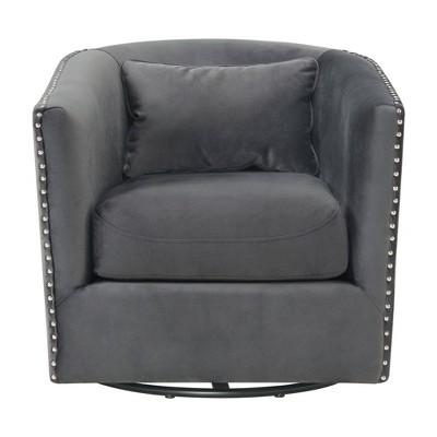 Zola Swivel Chair - Picket House Furnishings