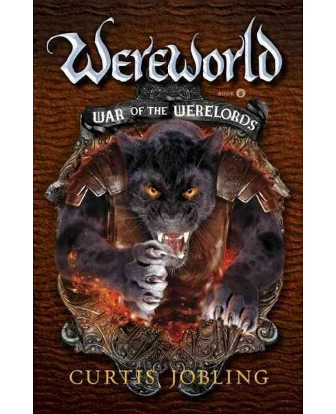 War of the Werelords (Paperback) (Curtis Jobling) - image 1 of 1