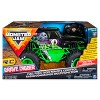 Monster Jam Official Grave Digger Remote Control Truck 1:15  Scale,  2.4GHz - image 2 of 4