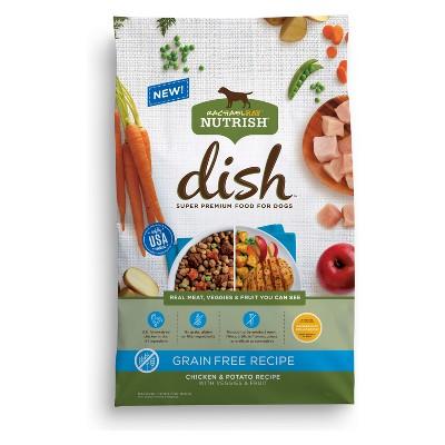 Rachael Ray Nutrish Dish Grain Free Chicken & Potato Recipe Super Premium Dry Dog Food