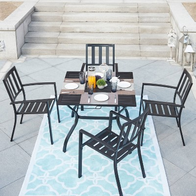 5pc Patio Dining Set - Patio Festival