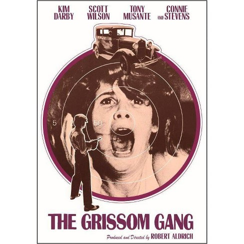 The Grissom Gang (DVD) - image 1 of 1
