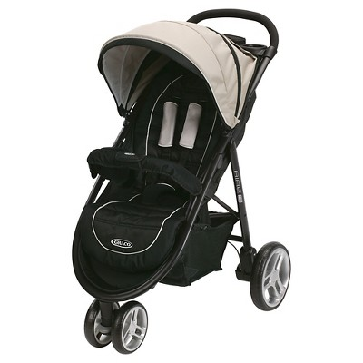 Graco® Aire3 Click Connect 3-Wheel Stroller - Pierce