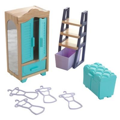 KidKraft Dollhouse Accessory Pack - Master Closet