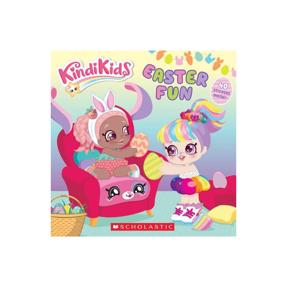 Easter Fun Kindi Kids Paperback