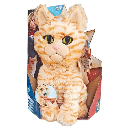 Marvel Captain Marvel Captain Marvel Movie Goose The Cat image number null