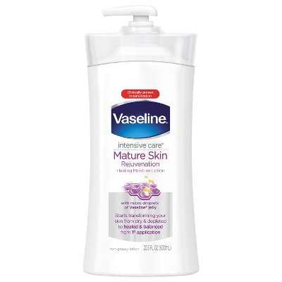 Body Lotions: Vaseline Intensive Care Mature Skin