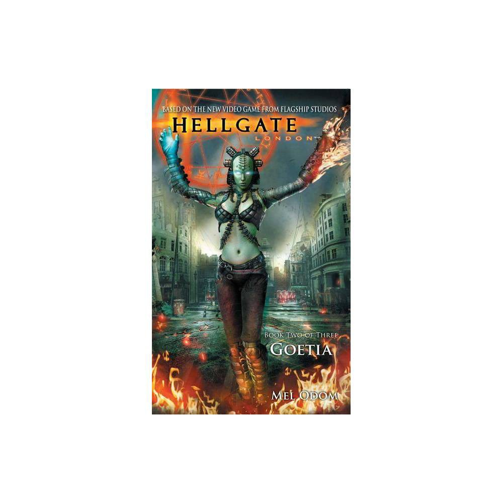 Hellgate By Mel Odom Paperback