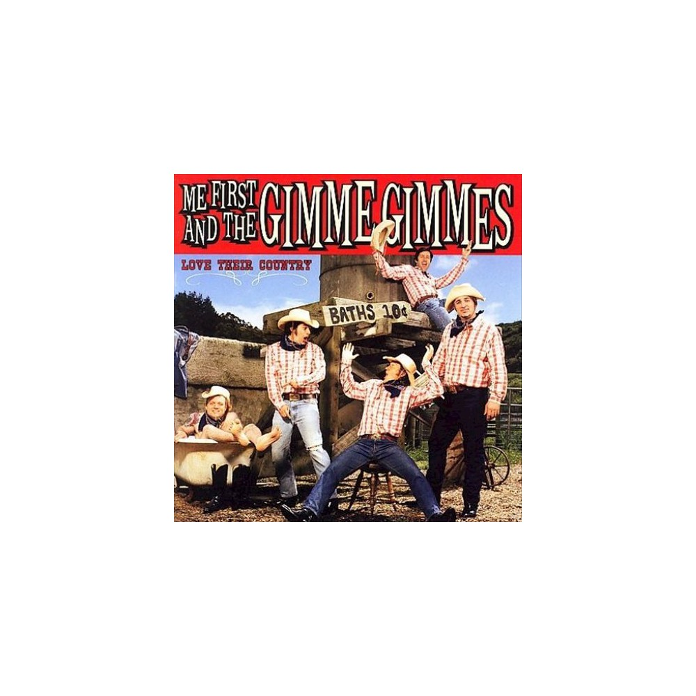 Me First And The Gim - Love Their Country (Vinyl)
