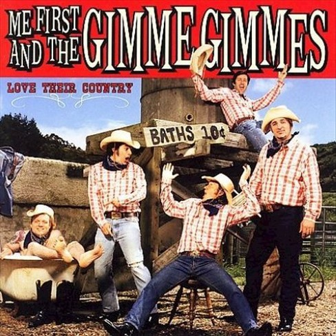 Me first and the gim - Love their country (Vinyl) - image 1 of 1