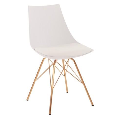 Oakley Chair White Osp Home Furnishings Target