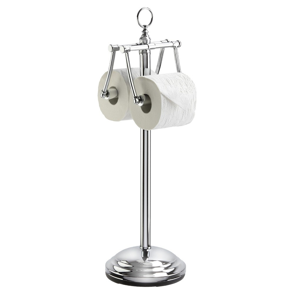 Image of Toilet Duo Chrome - Better Living Products, Silver