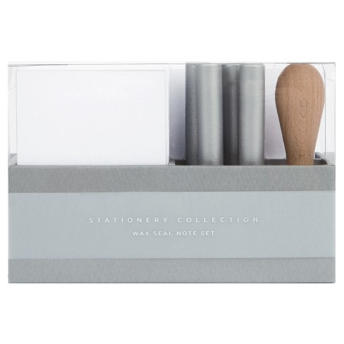 Stationery Collection Wax Seal Note Set - image 1 of 4