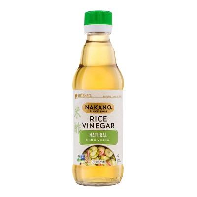 Nakano Natural Rice Vinegar - 12oz