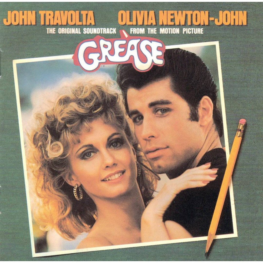 Original Soundtrack Grease The Soundtrack From The Motion Picture Cd