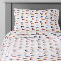 Pillowfort Pennants Cotton Sheet Set