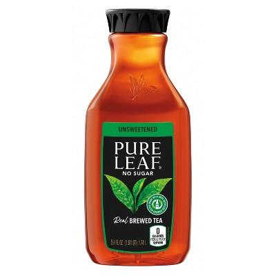 Pure Leaf Unsweetened Iced Tea - 59 fl oz