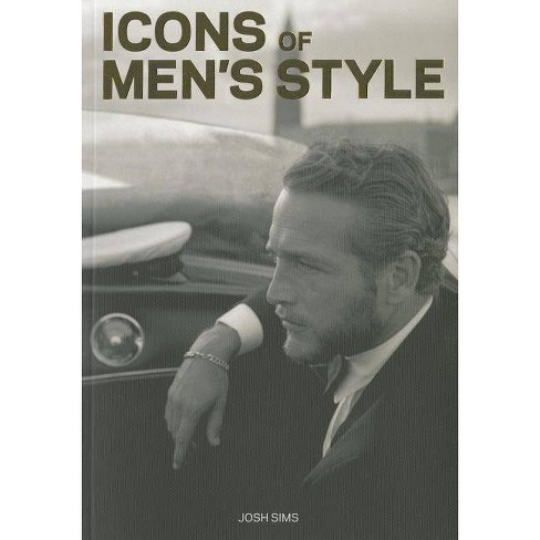 Icons of Men's Style - (Mini) by  Josh Sims (Paperback) - image 1 of 1