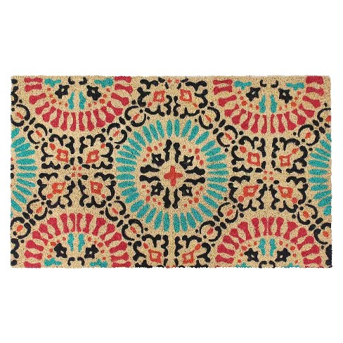 "Medallion Doormat (18""x30"") - Threshold™ - image 1 of 1"