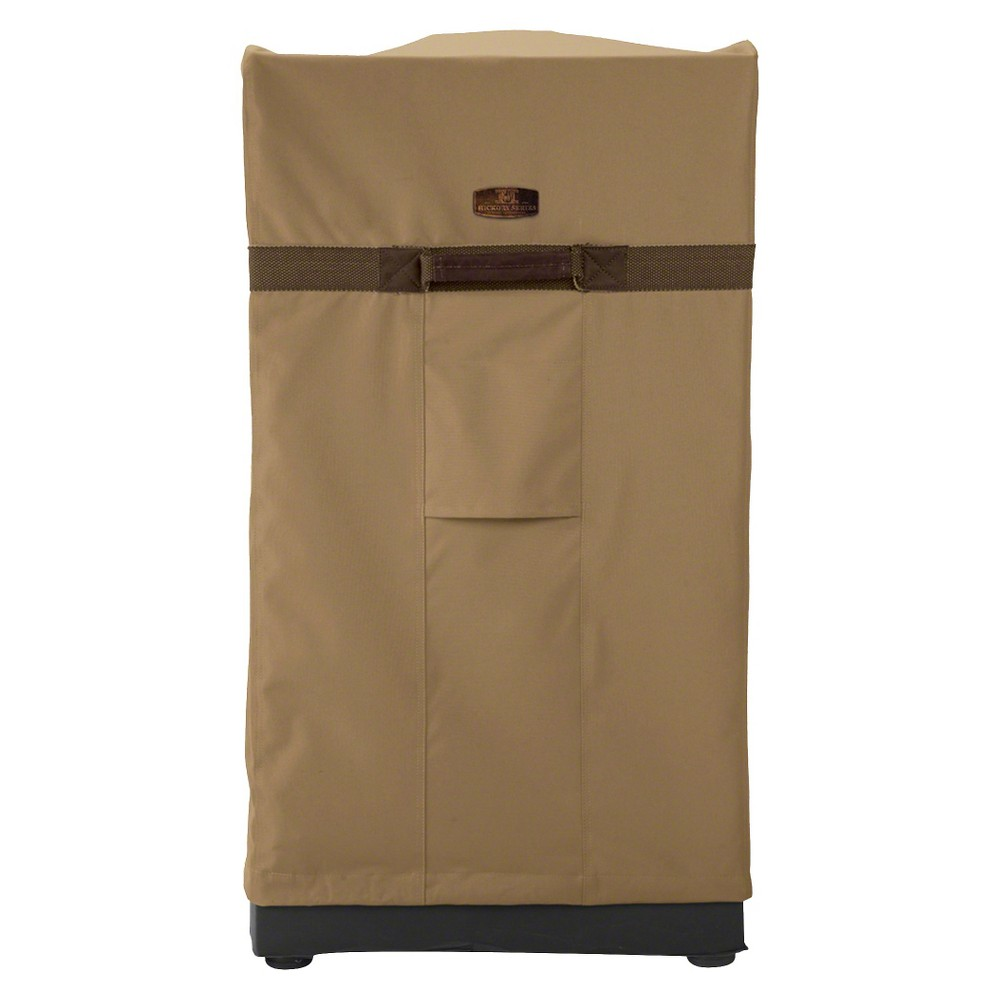 Hickory Square Smoker Cover Tan – Large, Brown 14406011