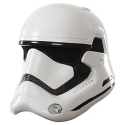 Star Wars Stormtrooper Men's Deluxe Helmet One Size