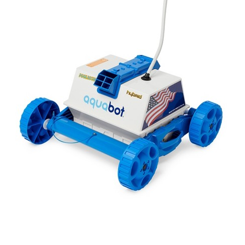 Aquabot APRV Pool Rover Hybrid Above Ground Automatic Swimming Pool Cleaner - image 1 of 4