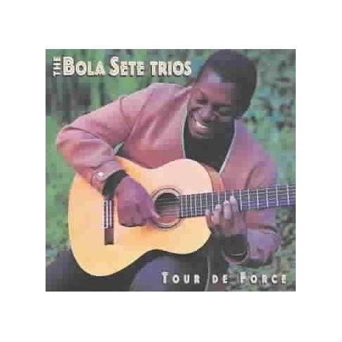 Bola  Bola; Sete Sete - Tour De Force (CD) - image 1 of 1