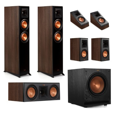 Klipsch RP-5000F 7.1 Home Theater System