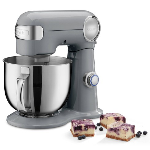 Cuisinart Precision Master 5.5qt Stand Mixer - Dove Gray - SM-50GR - image 1 of 4