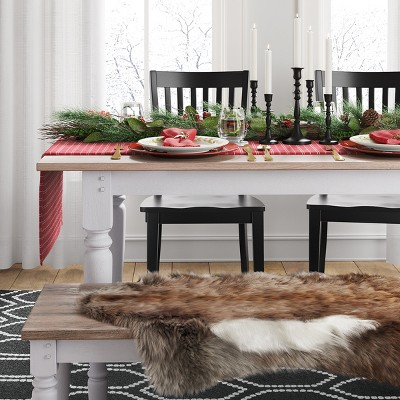 Traditional Holiday Dining Room Furniture & Tabletop Ideas Collection
